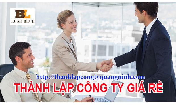 Thành lập công ty tại Uông Bí